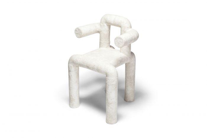 Metropolis Chair by Decio Studio for alfa.brussels - 2019