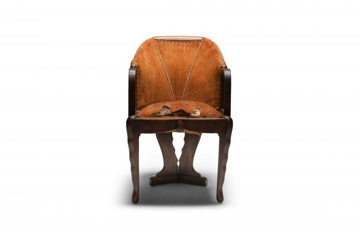 Amsterdam School Chair 't Woonhuys - 1920's
