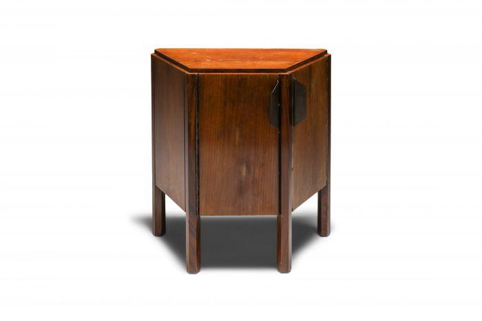 Carlo Scarpa dry bar cabinet - 1950's