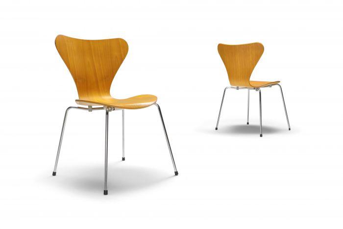 Butterfly Chair Arne Jacobsen 'Series 7' - 1981