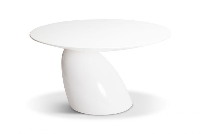 White Dining Table Parabel, Eero Aarnio - 2000's