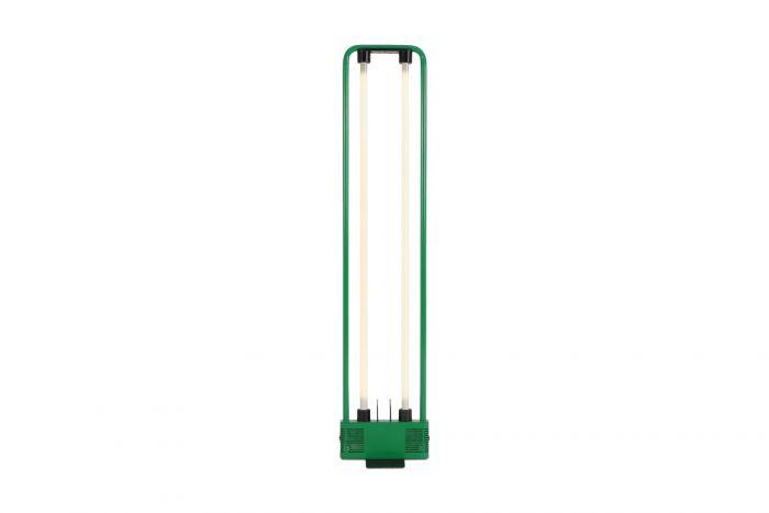 Gian Nicola Gigante Green Neon Floor Lamp - 1981