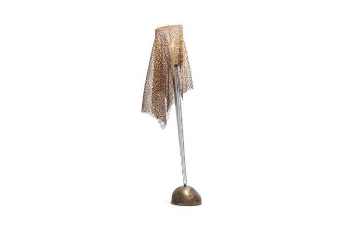 Artemide Chain Mail Table Lamp