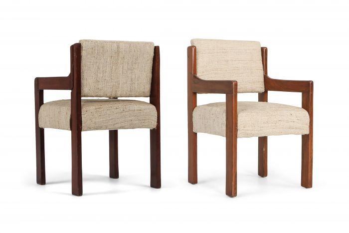 Chandigarh armchair by Pierre Jeanneret - 1960s