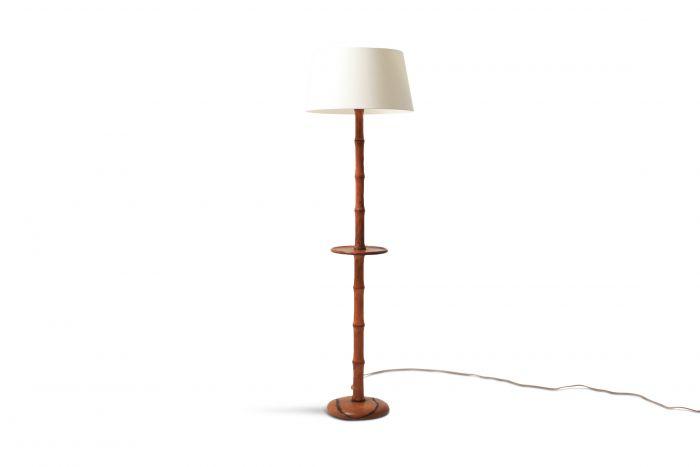 Mid-Century Modern Floor Lamp Style Alexandre Noll - 1950s