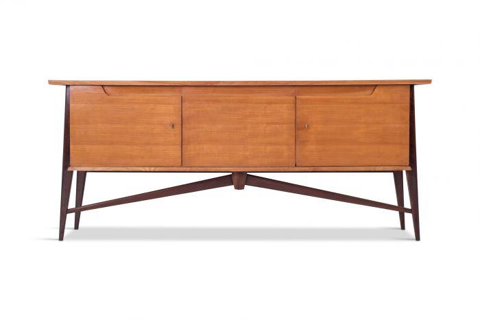 De Coene Mid-Century Modern Two Tone Sideboard - 1950s