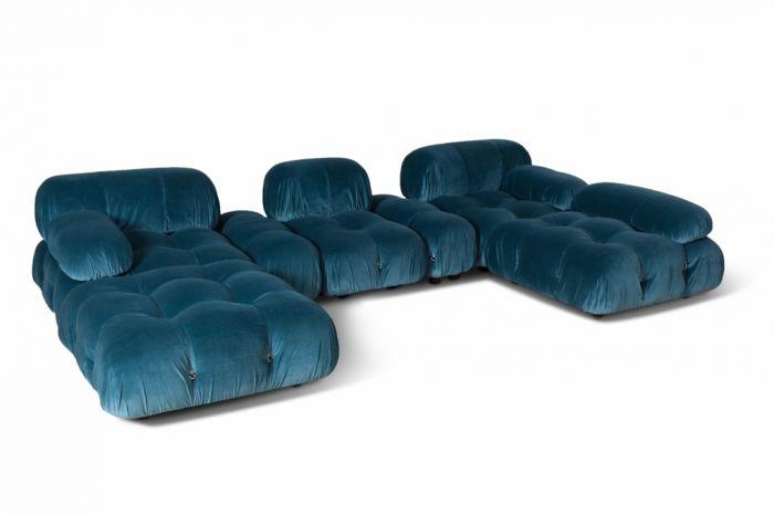 Camaleonda Modular Sofa For C&B Italia, Mario Bellini - 1970s