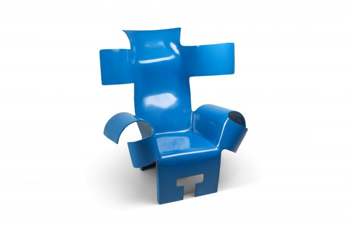 Functional Art Chair in the Style of Gaetano Pesce - 1980s