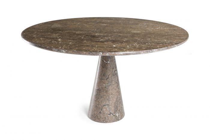 Angelo Mangiarotti 'Eros' Mondragone Marble Dining Table - 1971