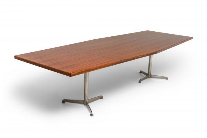 Osvaldo Borsani Conference Table for Tecno - 1960s