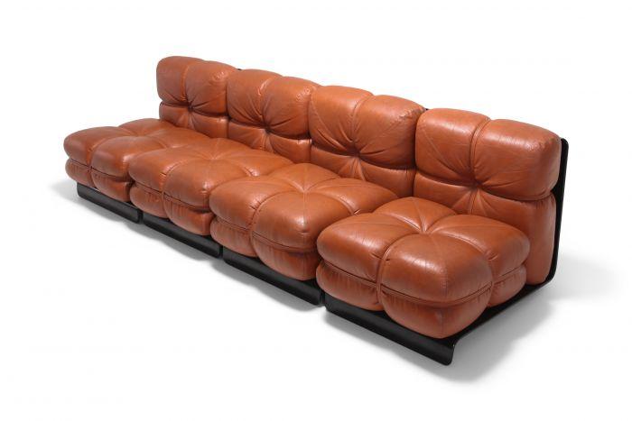 Carla Venosta Ultra Rare 'San Martino' Sectional Sofa for Full - 1980s