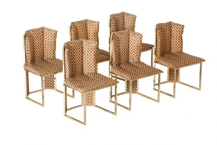 Romeo Rega Dining chairs - 1970's