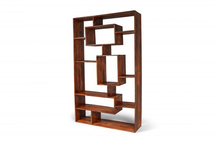 Post-modern Walnut Shelves - 1970s
