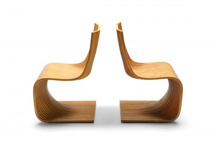 Dining Chair by Alejandro Estrada for Piegatto - 2006
