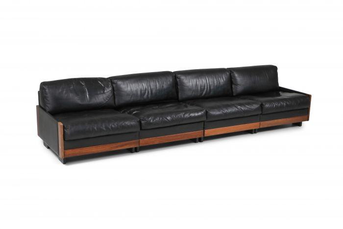 Afra & Tobia Scarpa sofa '920' for Cassina - 1970's