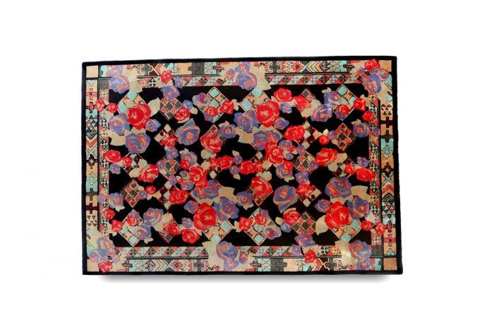 Wool Rug for Neder Carpets, Pierre Balmain - 1980s