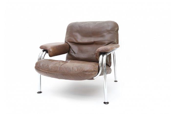 Club Chair, Walter Knoll - 1930s