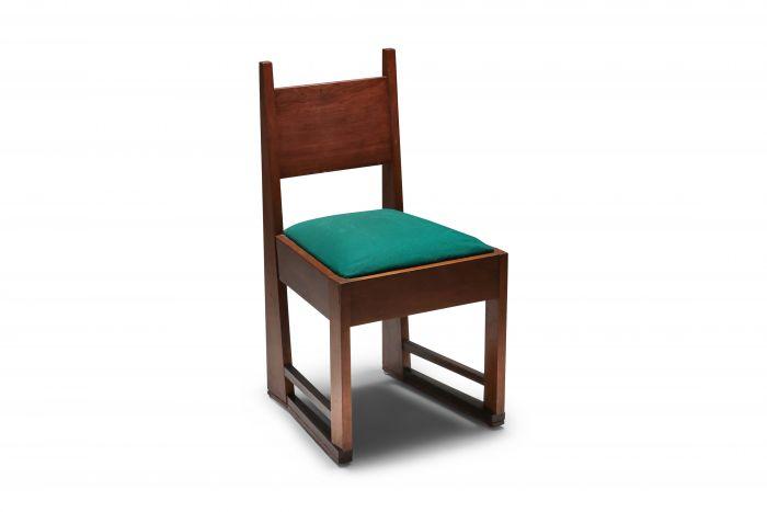 Hague School Chair Attributed to Hendrik Wouda - 1920's