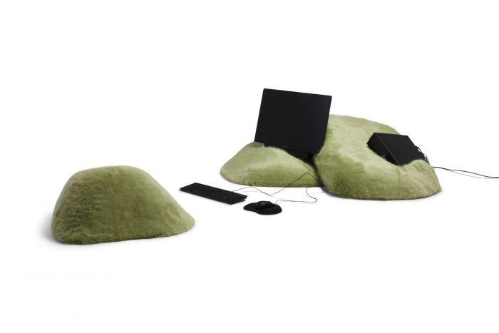 Pillow Computer by Schimmel & Schweikle -  2019