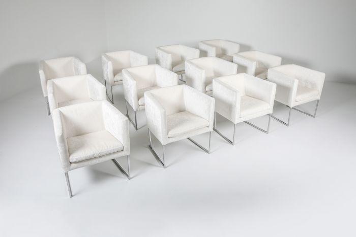Antonio Citterio Solo Armchairs for Maxalto - 2002