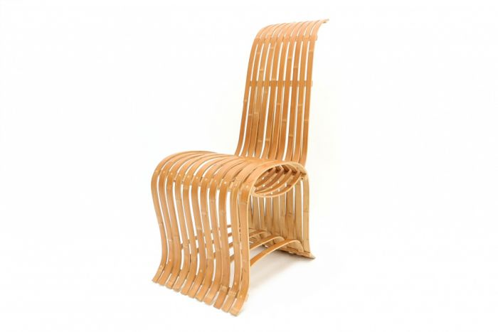 Bamboo Chair - 1970s