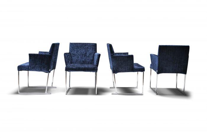 Solo Chairs by Antonio Citterio for Maxalto - 2000s