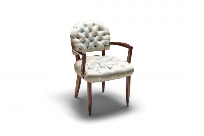 Art Deco Jules Leleu Chair - 1940's
