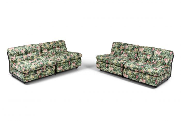 Mario Bellini Amanta Seating Element - 1970's