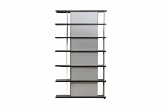 Industrial Black And White Room Divider, Wim Rietveld - 1960