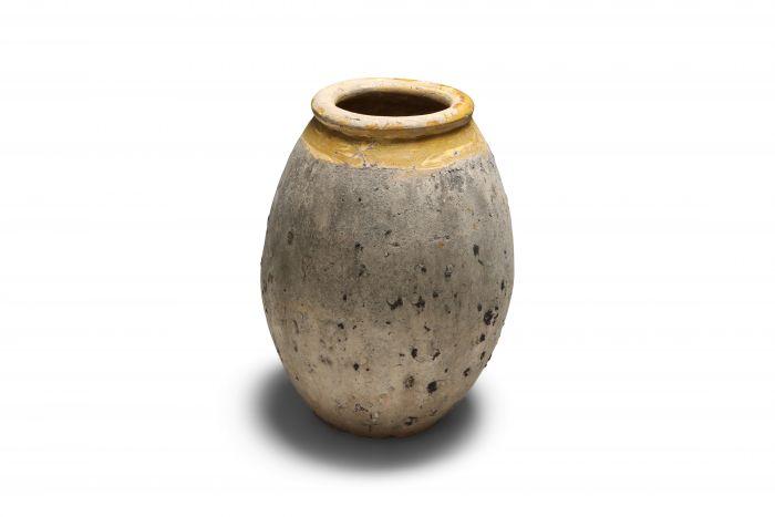 French Ceramic Pot - 1950s