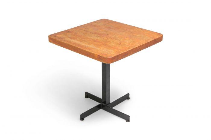 Charlotte Perriand 'Les Arcs' Squarel Table - 1960s