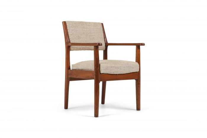 Chandigarh Dining Chair By Pierre Jeanneret - 1960s