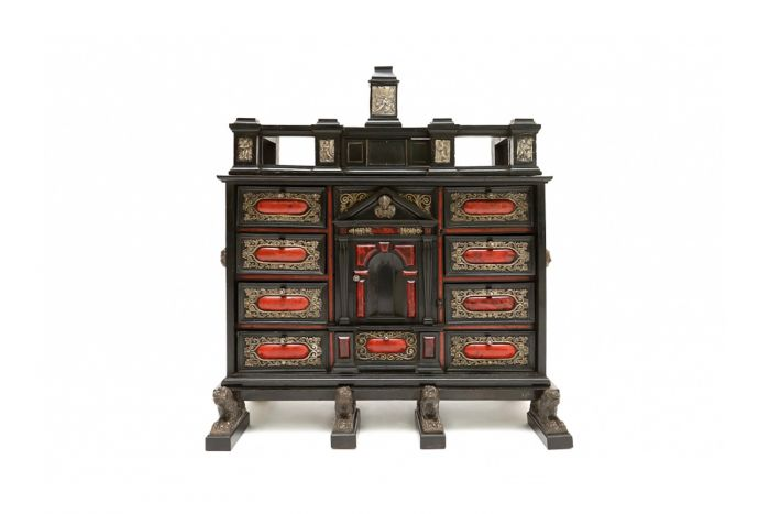 Cabinet From Antwerp - Late 1600s