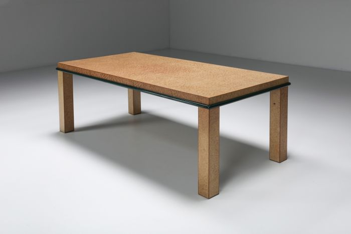 Memphis Dining Table by Ettore Sottsass - 1980's