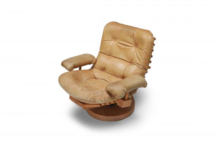 Post-modern 'Koala' lounge chair by O.F. Blaha - 1960s