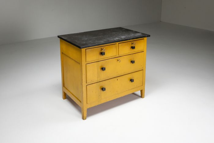 Modernist chest of drawers by Wouda - 1924