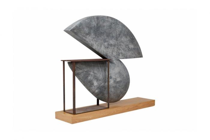 Cardinal Sculpture, Win Knowlton - 1980s
