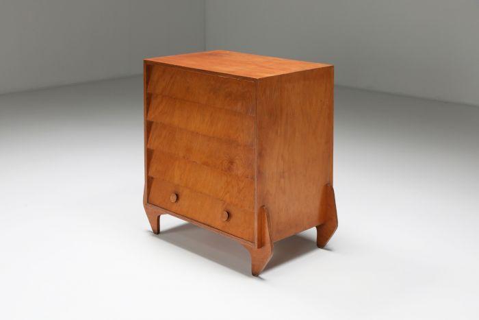 Jose Zanine Caldas Commode, Brazilian design - 1970's