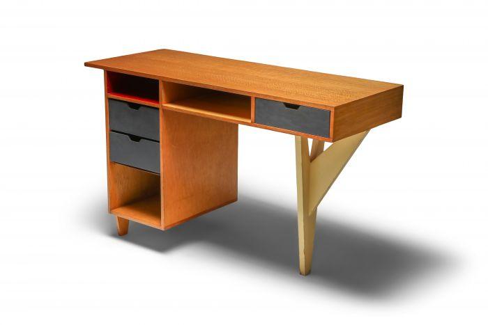 Dutch Modernist Desk -  1950s