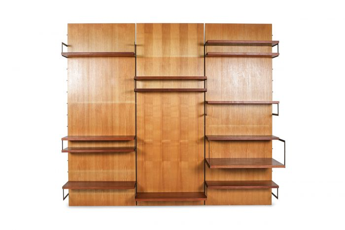 Cees Braakman for Postoe 'Japanese Series' Wall Unit, the Netherlands - 1950's
