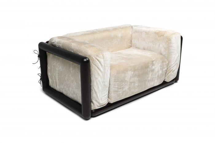 Carlo Scarpa 'Cornaro' Lounge Chair for Simon - 1973