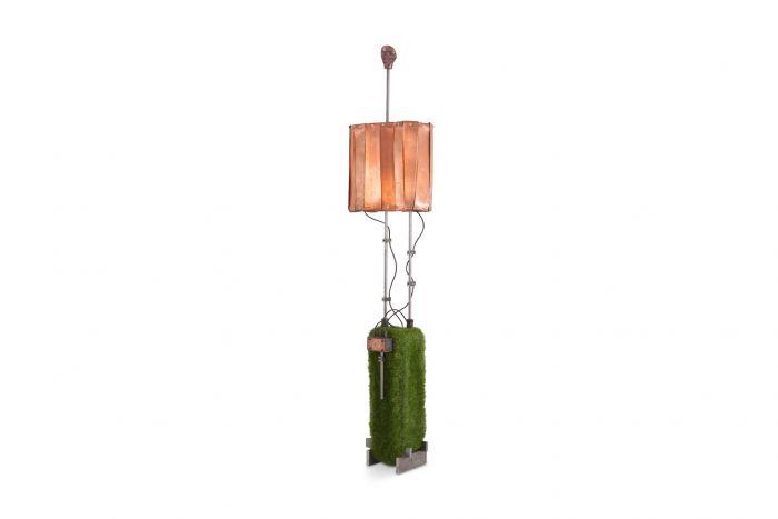 Contemporary Floor Lamp by Belgian Artist Thomas Serruys - 2018