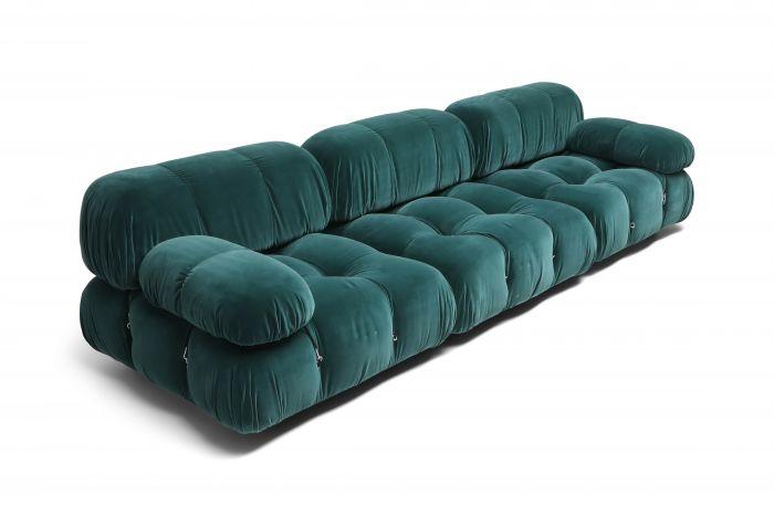 Mario Bellini's Camaleonda Sectional Sofa - 1970s