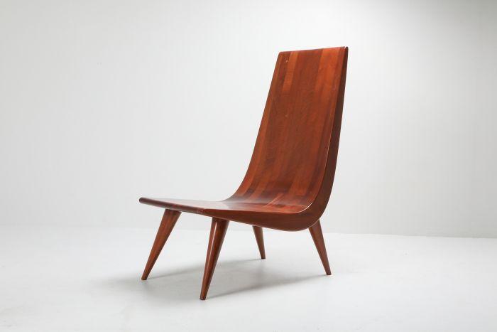 Brazilian Modern Lounge Chair - 1970s