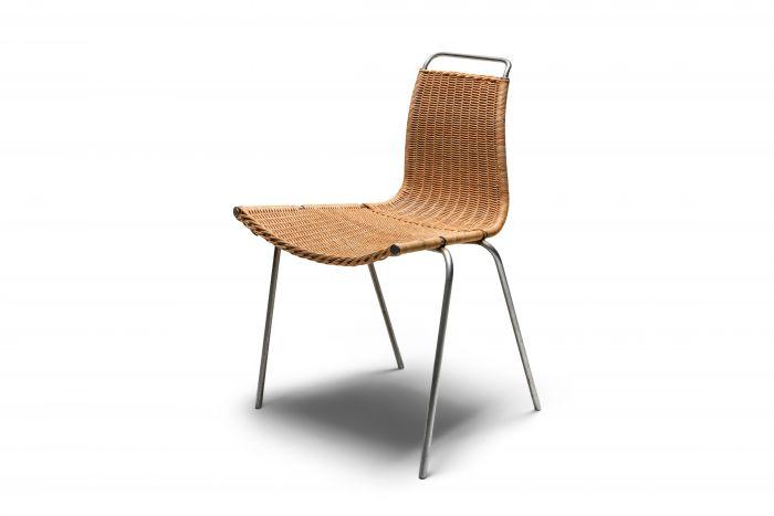PK1 chair by Poul Kjaerholm - 1950's