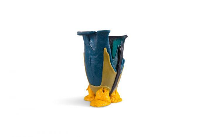 Gaetano Pesce Mulitcolored Resin Vase - 1996