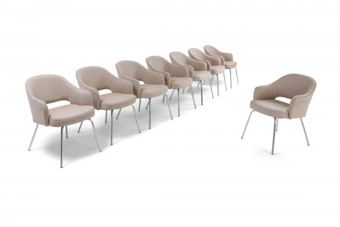 Saarinen Dining Chairs for Knoll - 1940's