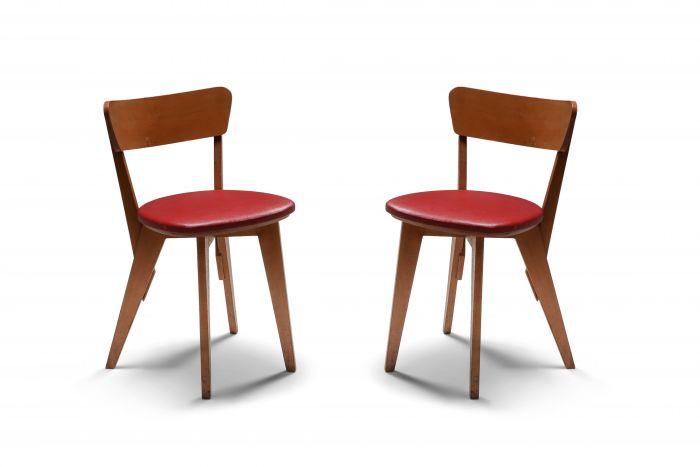 Dutch modernist chair by Wim den Boon - 1947
