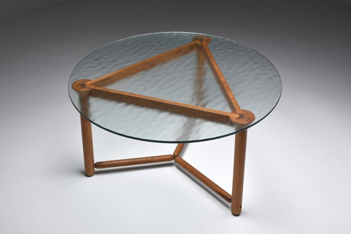 Vico Magistretti PAN Dining Table for Rosenthal - 1980